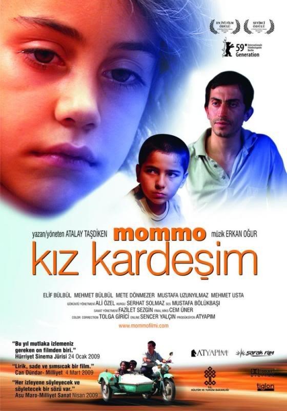 Kiz Kardesim  (Turkey, 2009) A.k.a. Mommo Mommo-Kiz-Kardesim-Film-Yeni-Afis