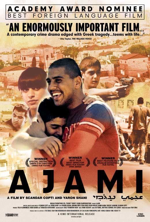 Ajami  عجـمــي עג'מי  Ajami-movie-poster-1020542595