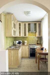 Маленькая кухня. Как спланировать ? Что туда поставить? 292111bd74750bf335b9ade4eb2def52