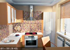 Маленькая кухня. Как спланировать ? Что туда поставить? F4867533a3b7f1228e0fa5dd108cc777