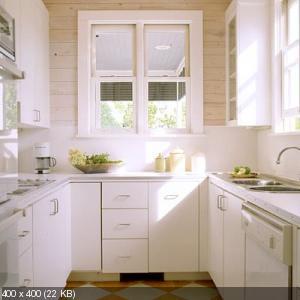 Маленькая кухня. Как спланировать ? Что туда поставить? 0cf6dd5341e3ede01bfef4150ad7938d