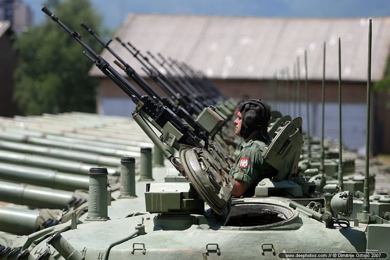Armée Serbe / Vojska Srbije / Serbian Armed Forces - Page 7 2-5