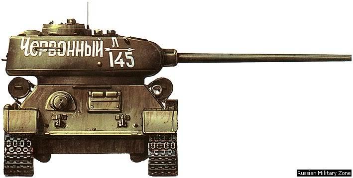 T-34 vs. Panter T34_05