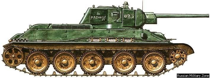 T-34 vs. Panter T34_10