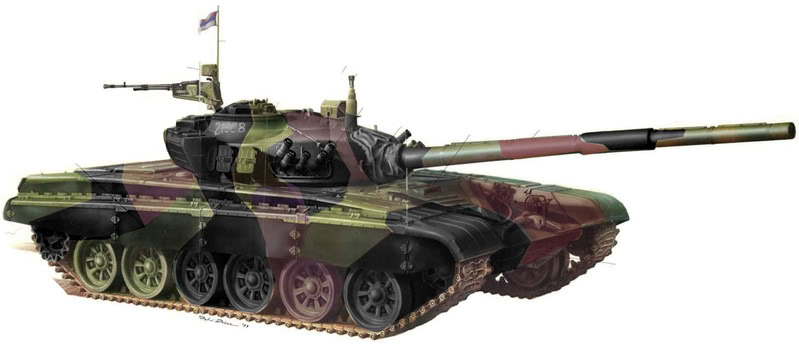 M-84AB1 M-84trobojna