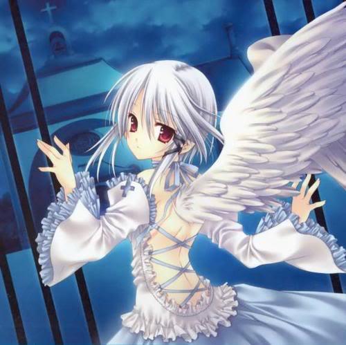 Imagenes de angeles anime y manga Anime-1