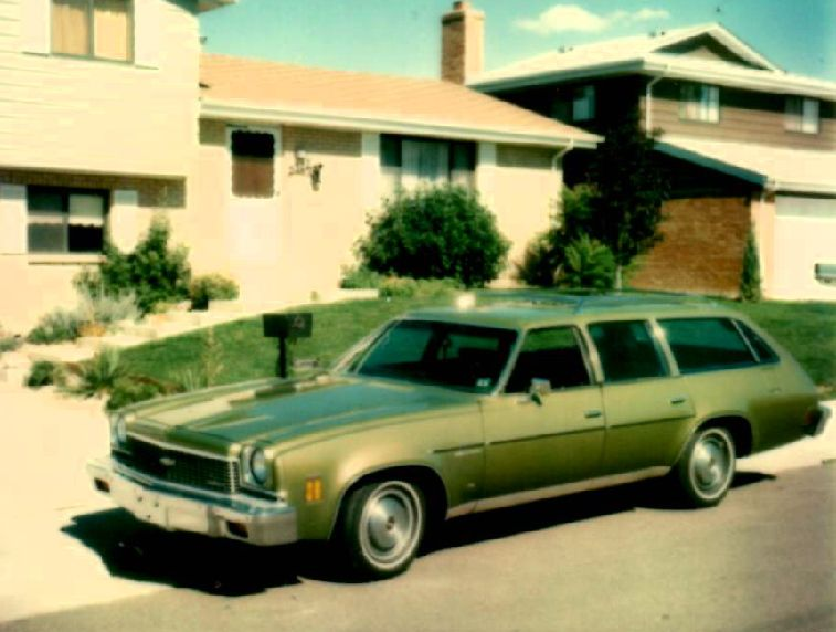 Old pics of my parents' 73's 73ChevyChevelle