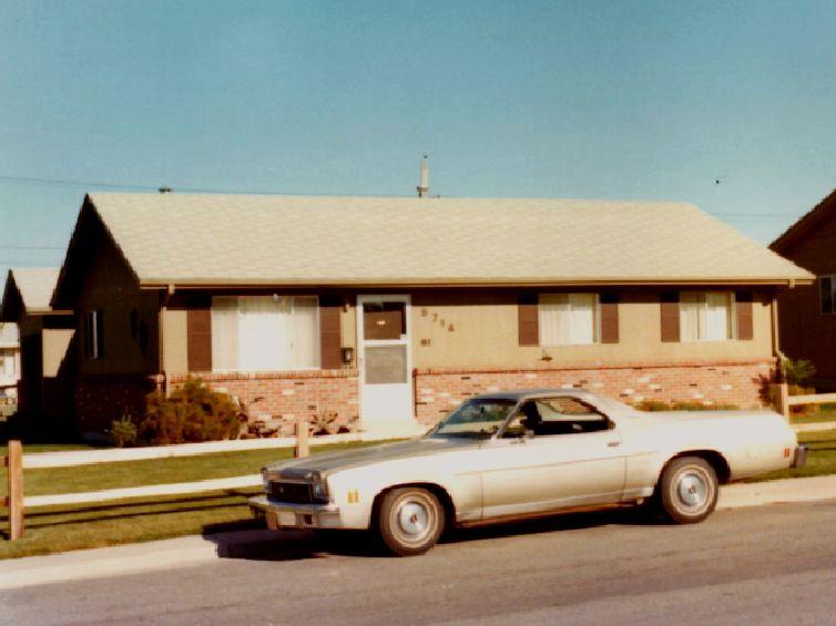 Old pics of my parents' 73's 73ElCamino_2