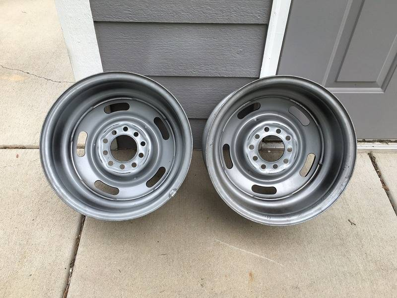 15x8 Chevy Rallye Wheels - Perfect cond. Rallywheels2