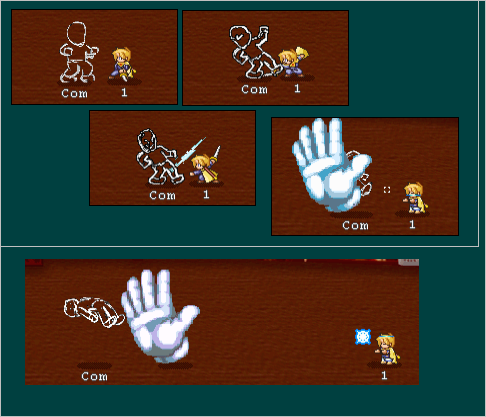 Golden Sun Project Finally has a name!!! and.... Progress