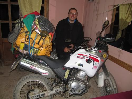 Ruta 40 Norte, algo de Bolivia y Chile 105
