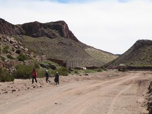 Ruta 40 Norte, algo de Bolivia y Chile 118