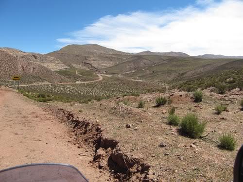 Ruta 40 Norte, algo de Bolivia y Chile 120