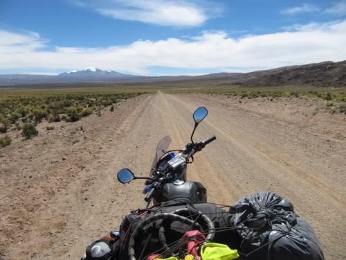Ruta 40 Norte, algo de Bolivia y Chile 127bis