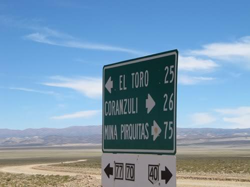 Ruta 40 Norte, algo de Bolivia y Chile 128