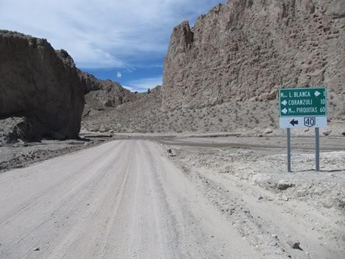 Ruta 40 Norte, algo de Bolivia y Chile 131