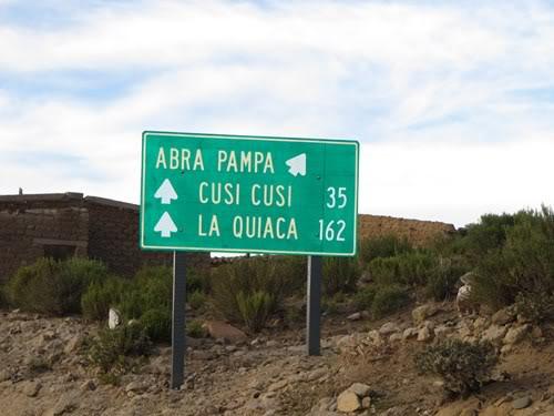 Ruta 40 Norte, algo de Bolivia y Chile 153