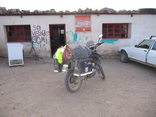 Ruta 40 Norte, algo de Bolivia y Chile 155