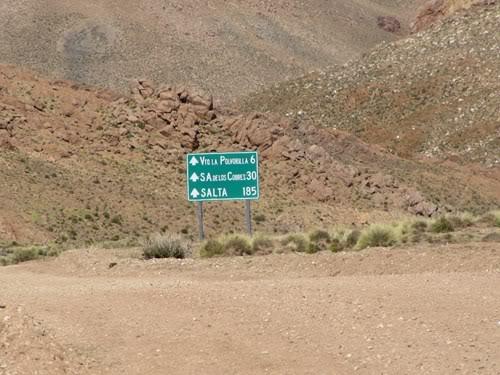 Ruta 40 Norte, algo de Bolivia y Chile 73