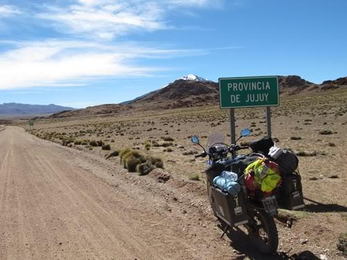 Ruta 40 Norte, algo de Bolivia y Chile 74
