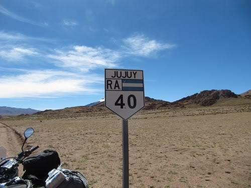 Ruta 40 Norte, algo de Bolivia y Chile 75