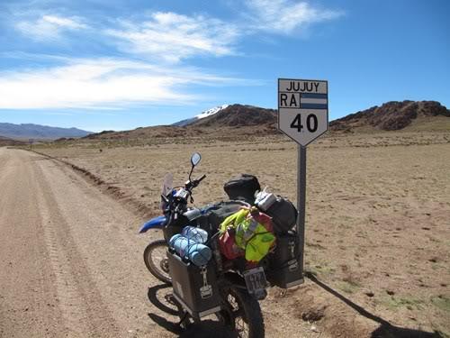 Ruta 40 Norte, algo de Bolivia y Chile 76