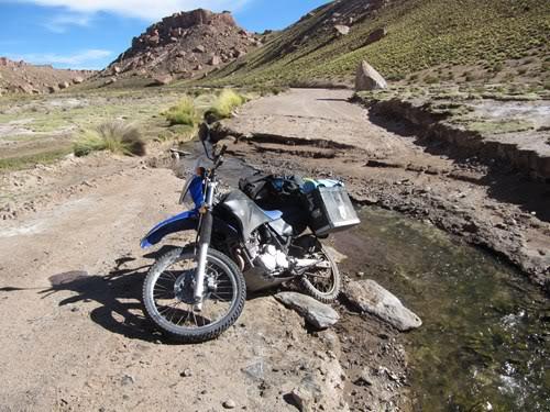 Ruta 40 Norte, algo de Bolivia y Chile 87
