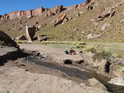 Ruta 40 Norte, algo de Bolivia y Chile 90