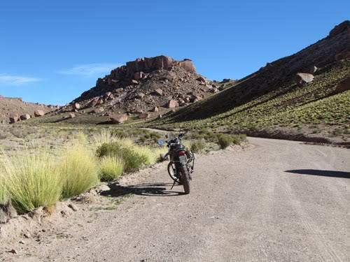 Ruta 40 Norte, algo de Bolivia y Chile 91