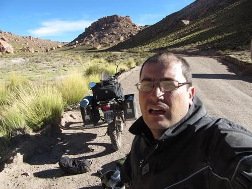 Ruta 40 Norte, algo de Bolivia y Chile 92