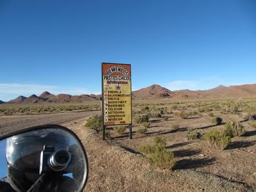 Ruta 40 Norte, algo de Bolivia y Chile 94-1