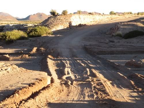 Ruta 40 Norte, algo de Bolivia y Chile 96-1