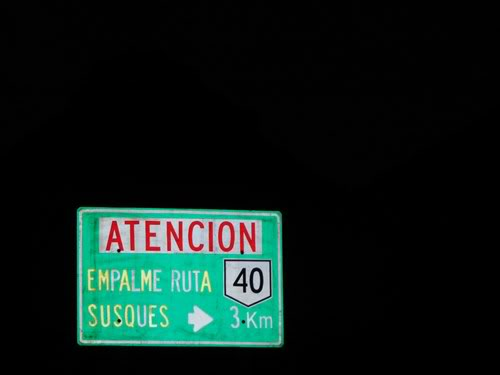 Ruta 40 Norte, algo de Bolivia y Chile 98-1