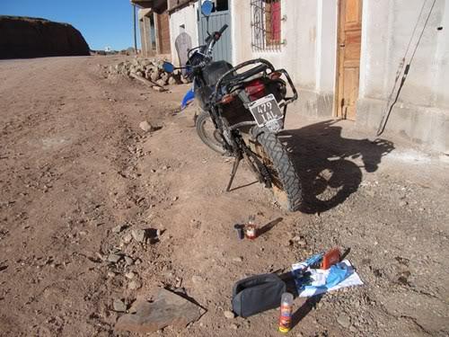 Ruta 40 Norte, algo de Bolivia y Chile 108