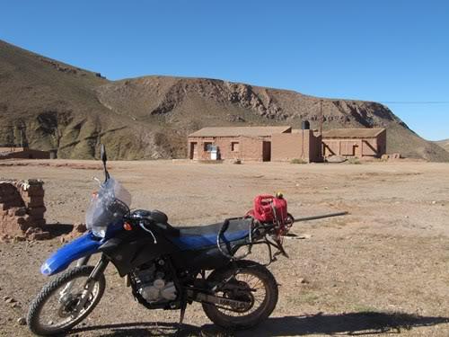 Ruta 40 Norte, algo de Bolivia y Chile 116