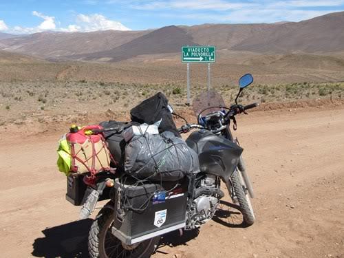Ruta 40 Norte, algo de Bolivia y Chile 63