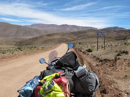 Ruta 40 Norte, algo de Bolivia y Chile 65