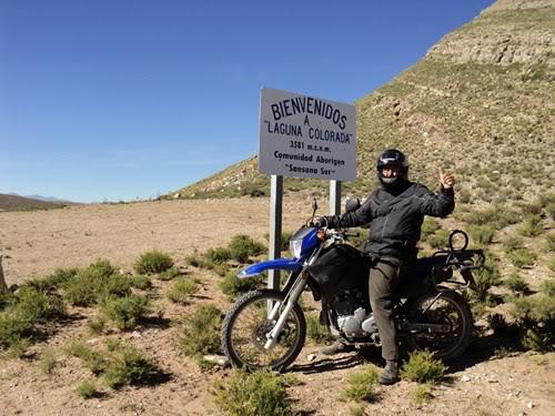 Ruta 40 Norte, algo de Bolivia y Chile DSC01263