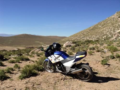 Ruta 40 Norte, algo de Bolivia y Chile DSC01265
