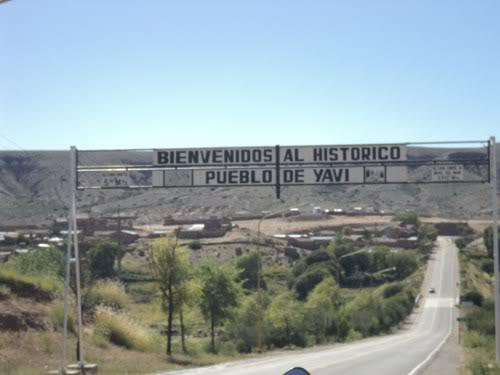 Ruta 40 Norte, algo de Bolivia y Chile DSC01285