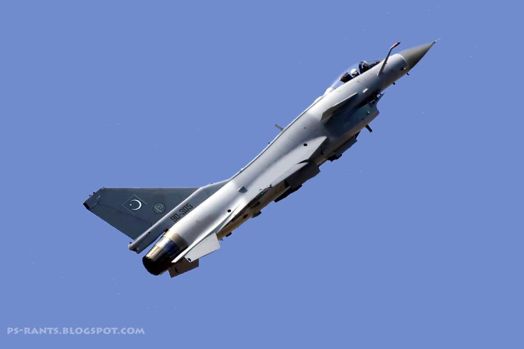 ( J-10 Vigorous Dragon ( F-10 Vanguard  J10paf