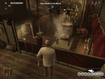 Hitman - Bloody Money HMBM5