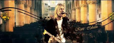 Kurt Cobain İmza Kurtcobainsignsaint