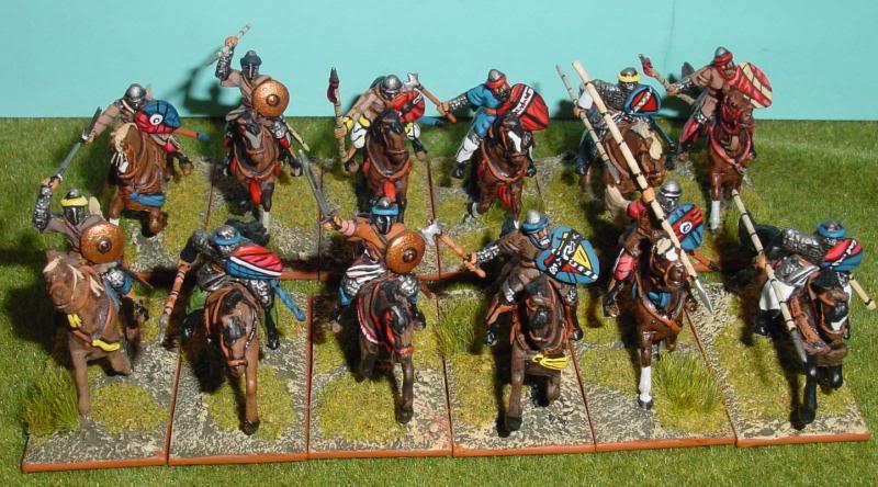 Figurines pour jouer El Cid ANDALOUSIE1