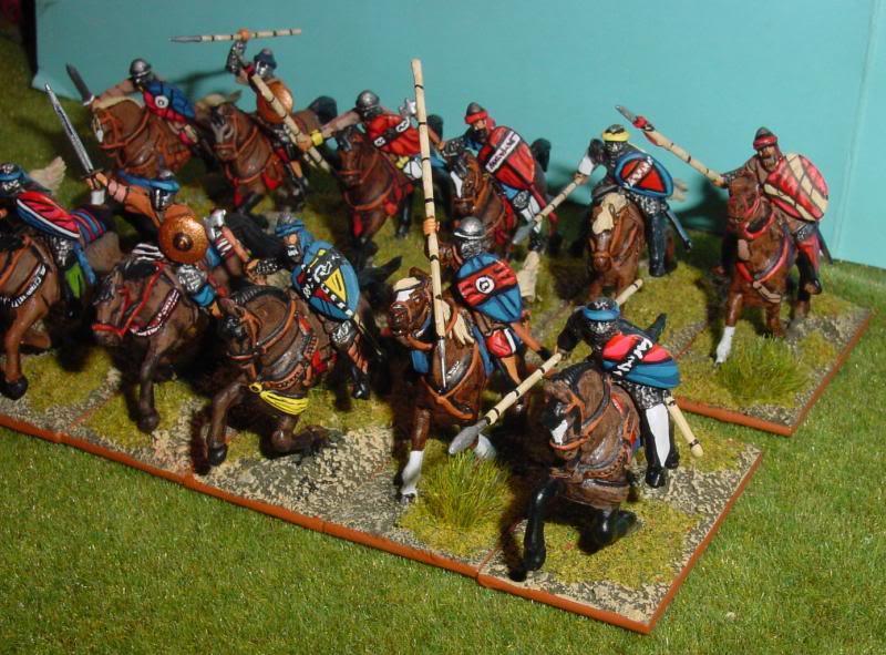 Figurines pour jouer El Cid ANDALOUSIE2