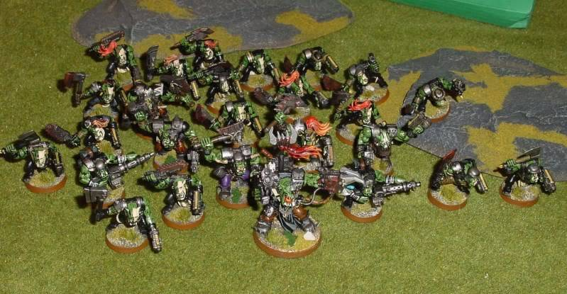 ORKS AND BIG GUN DSC000592