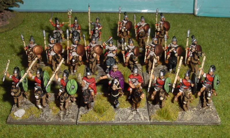 Romains 15mm pour l'art de la guerre ou autres DSC00066-11