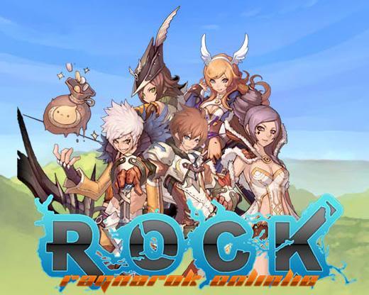 Rock Ragnarok Online [7k/7k/7k] 3rd Job Implemented! 1-7