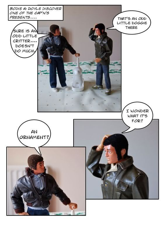 Bodie & Doyle A Shaggy Dog Story Page_2