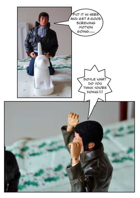 Bodie & Doyle A Shaggy Dog Story Page_4